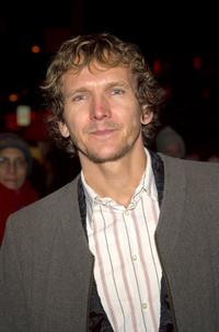 Sebastian Roche at the premiere of