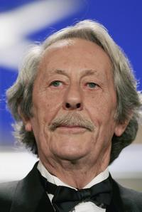 Jean Rochefort at the Palme d'Or Award closing ceremony during the 59th International Cannes Film Festival.