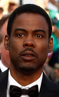 Chris Rock at the France premiere of