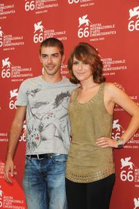 Michele Riondino and Isabella Ragonese at the 66th Venice Film Festival.