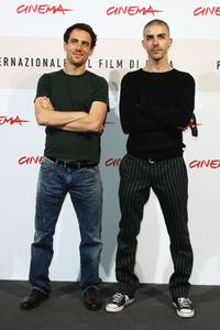 Elio Gerrand and Michele Riondino at the 3rd Rome International Film Festival.
