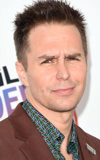 Sam Rockwell at the 2018 Film Independent Spirit Awards in Santa Monica, California.