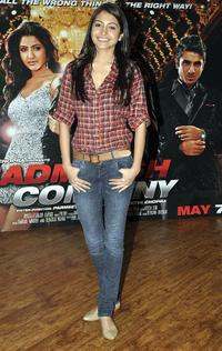 Anushka Sharma at the promotion of