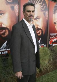 Marco Rodriguez at the premiere of