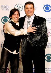 Paul Rodriguez and Freddy Rodriguez at the 3rd Annual Latin Grammy Awards 18.
