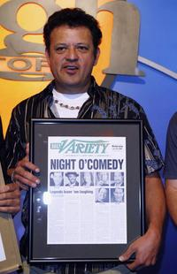 Paul Rodriguez at the Variety's Night of Comedy.