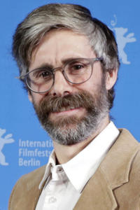 Esteban Arrangoiz at the closing ceremony of the 67th Berlinale International Film Festival.