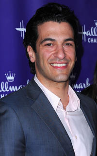 Simon Kassianides at the 2011 TCA Winter Tour Evening Gala in California.