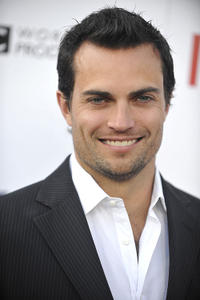 Scott Elrod at the Champagne Launch Of BritWeek 2010 in California.