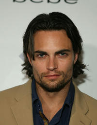 Scott Elrod at the Fashion TV's Tenth Anniversary Celebration in California.