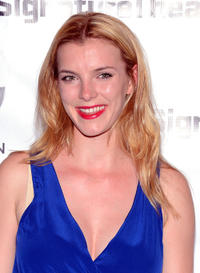Betty Gilpin at the opening night party of