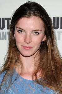 Betty Gilpin at the photocall of