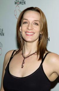 Julia Murney at the after party of the opening of