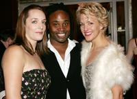 Julia Murney, Billy Porter and Alice Ripley at the Actors Fund of America Gala.