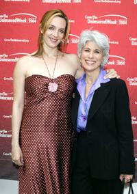 Julia Murney and Jamie deRoy at the Unity Concert for