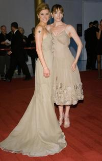 Jenn Colella and Julia Murney at the 17th Annual Kennedy Center Spring Gala.