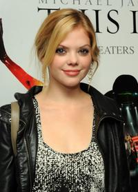 Dreama Walker at the New York premiere of