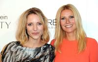 Shana Feste and Gwyneth Paltrow at the ELLE's 17th Annual Women in Hollywood Tribute.