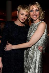 Carey Mulligan and Shana Feste at the after party of the premiere of