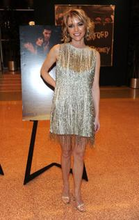 Shana Feste at the premiere of