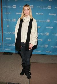 Shana Feste at the screening of