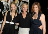 Shana Feste, Jenno Topping and Lia Vollack at the screening of
