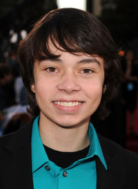 Noah Ringer at the California premiere of