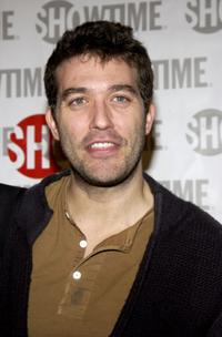 Craig Bierko at the New York screening of