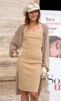 Anna Foglietta at the photocall of