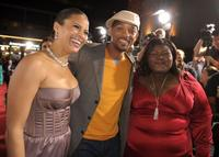 Paula Patton, Will Smith and Gabourey Sidibe at the AFI FEST 2009.