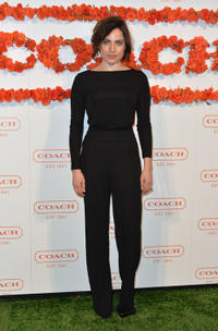 Antje Traue at the 3rd Annual Coach Evening to benefit Children's Defense Fund.