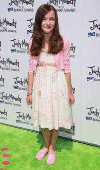 Ashley Boettcher at the California premiere of