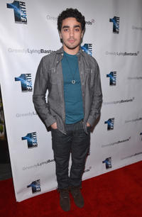 E.J. Bonilla at the California premiere of