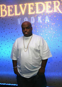Cee Lo Green at the Belvedere Vodka's Party in Nevada.