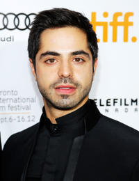 Satya Bhabha at the premiere of