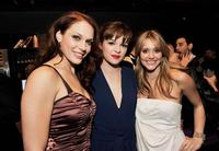 Amanda Righetti, Danielle Panabaker and Julianna Guill at the after party of the premiere of