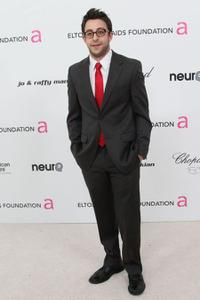 Adam Rose at the 18th Annual Elton John AIDS Foundation's Oscar Viewing party.