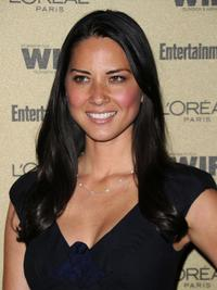Olivia Munn at the 2010 Entertainment Weekly and Women In Film Pre-Emmy party.