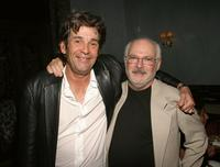 Alan Rosenberg and Michael Pressman at the after party of the premiere of