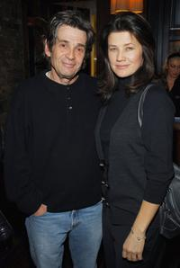 Alan Rosenberg and Daphne Zuniga at the Creative Coalition's State of the Union Dinner.