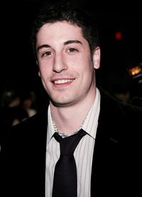 Jason Biggs at the Mercedes Benz Fashion Week.