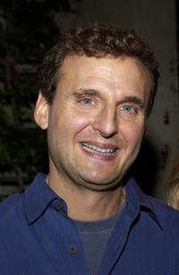 Phil Rosenthal at the party celebrating the 200th Episode of