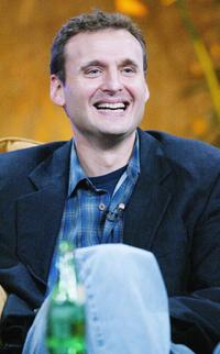 Phil Rosenthal at the CBS 2005 Television Critics Winter Press Tour.