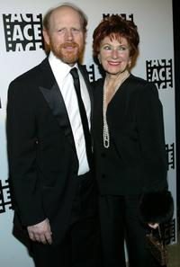 Ron Howard and Marion Ross at the 56th Annual ACE Eddie Awards.