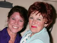 Erin Moran and Marion Ross at the