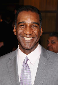 Norm Lewis at the Broadway Opening Night of