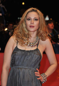 Pihla Viitala at the premiere of