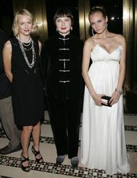 Isabella Rossellini, Naomi Watts and Diane Kruger at the New Yorkers For Children annual fall gala dinner.