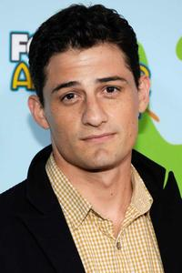Enver Gjokaj at the 2009 FOX All-Star Party in California.