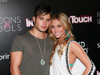 Cody Longo and Cassie Scerbo at the In Touch Weekly Annual